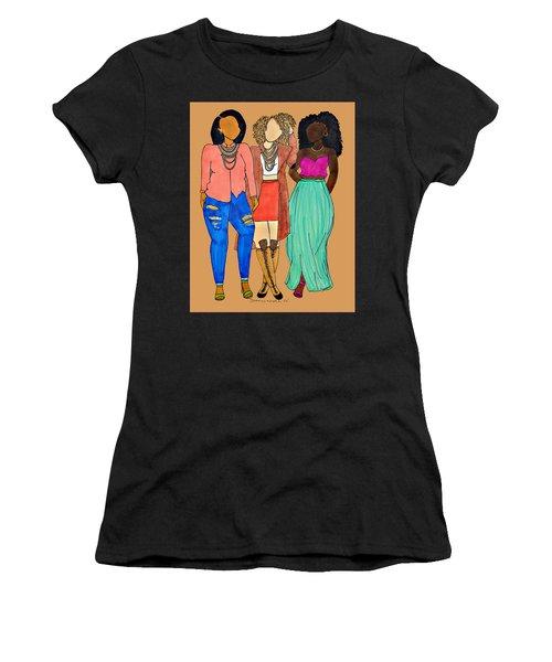 Franz 2 Women's T-Shirt (Athletic Fit)