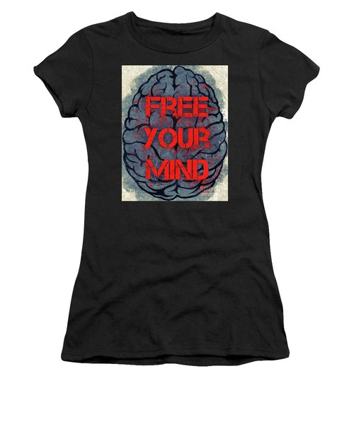 Free Your Mind Women's T-Shirt