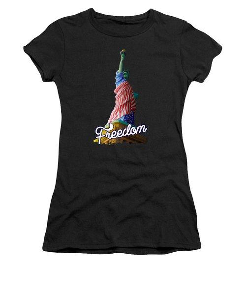 Queen Liberty Women's T-Shirt