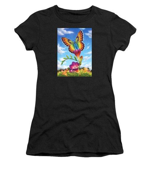 Freesia - Necessary Change Women's T-Shirt