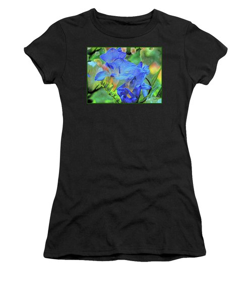 Freesia's Of Beauty Women's T-Shirt