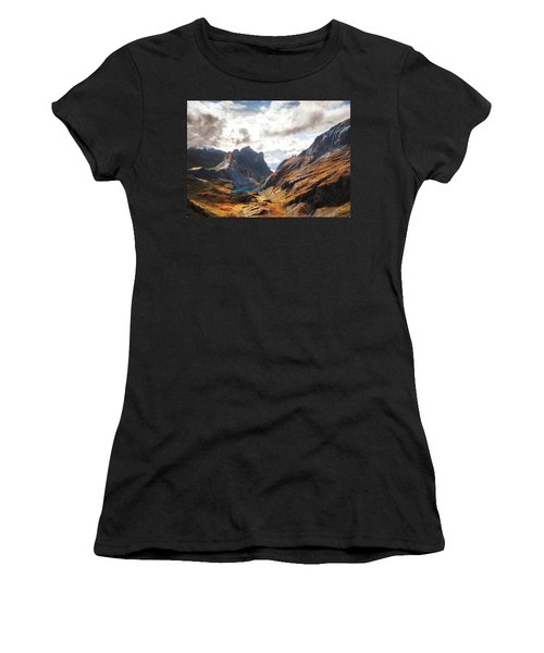French Alps Women's T-Shirt