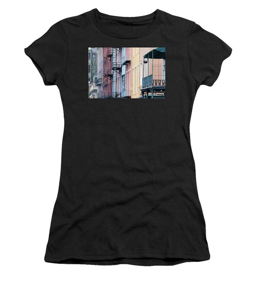 French Quarter Colors Women's T-Shirt