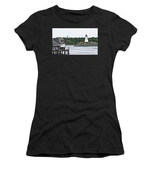 Friar's Head Lighthouse Women's T-Shirt