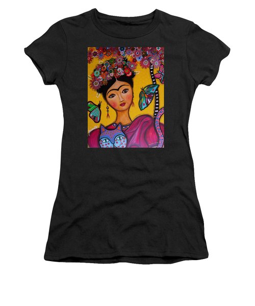 Frida Kahlo Women's T-Shirt