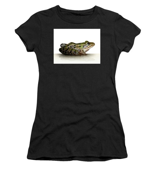 Frog Women's T-Shirt (Athletic Fit)