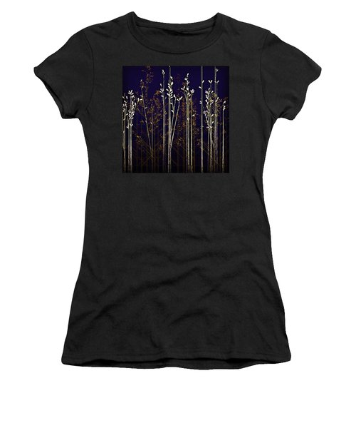 From The Grass We Creep Women's T-Shirt (Athletic Fit)