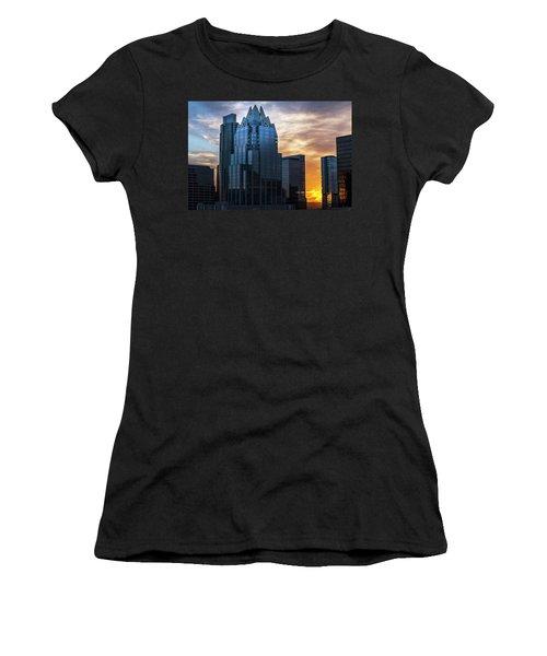Frost Bank Tower Women's T-Shirt