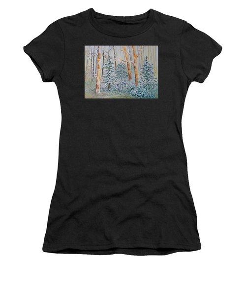 Winter Frost Women's T-Shirt