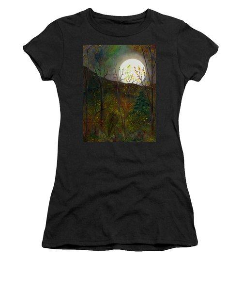 Frost Moon Women's T-Shirt