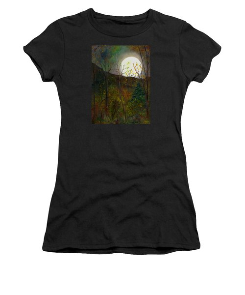 Frost Moon Women's T-Shirt