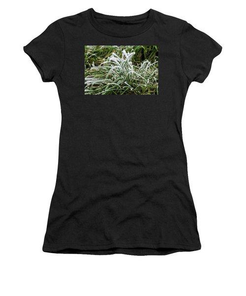 Frosted Grass Women's T-Shirt