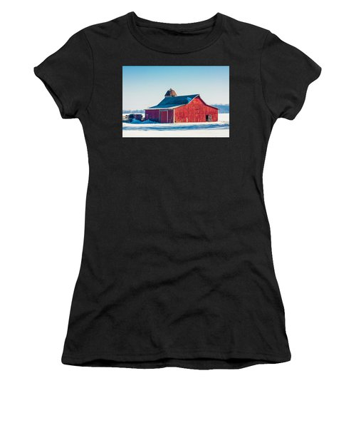 Frosty Farm Women's T-Shirt