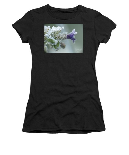 Frosty Flower Women's T-Shirt