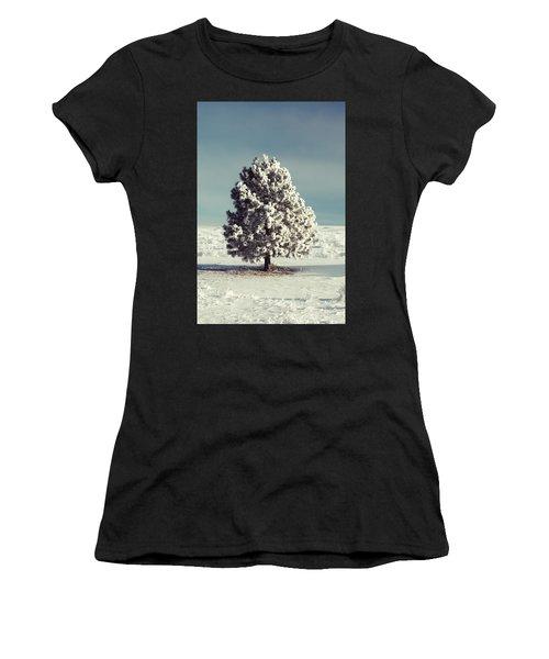 Frosty The Tree Women's T-Shirt