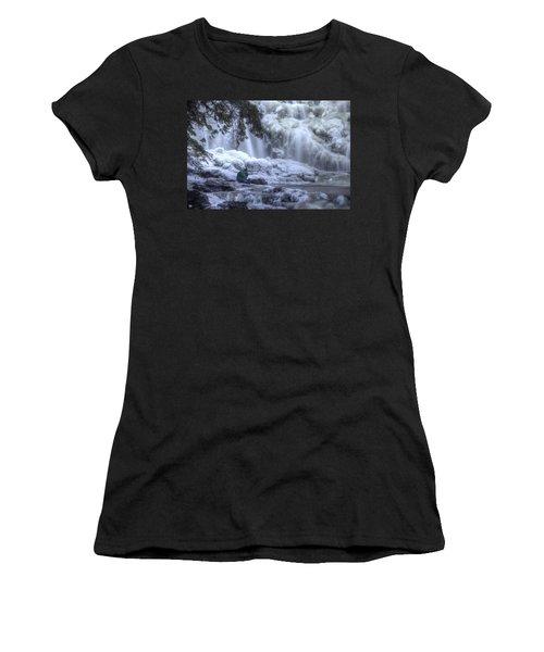 Frozen Falls Women's T-Shirt