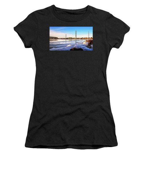 Frozen In Time Women's T-Shirt