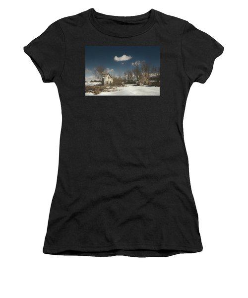 Frozen Stillness Women's T-Shirt