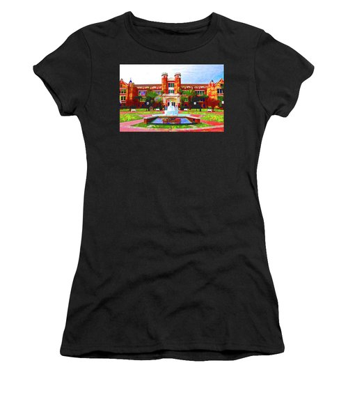 FSU Women's T-Shirt (Athletic Fit)