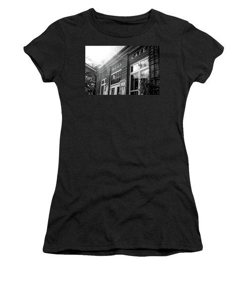 Full Moon Cafe Women's T-Shirt