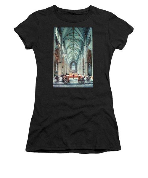 Full Of Faith Women's T-Shirt