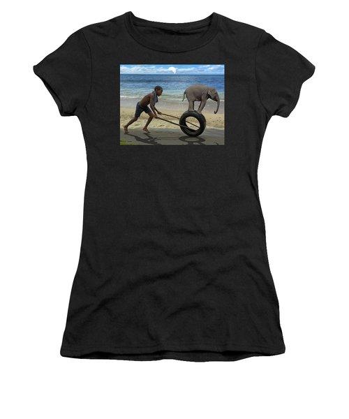 Fun Games Women's T-Shirt