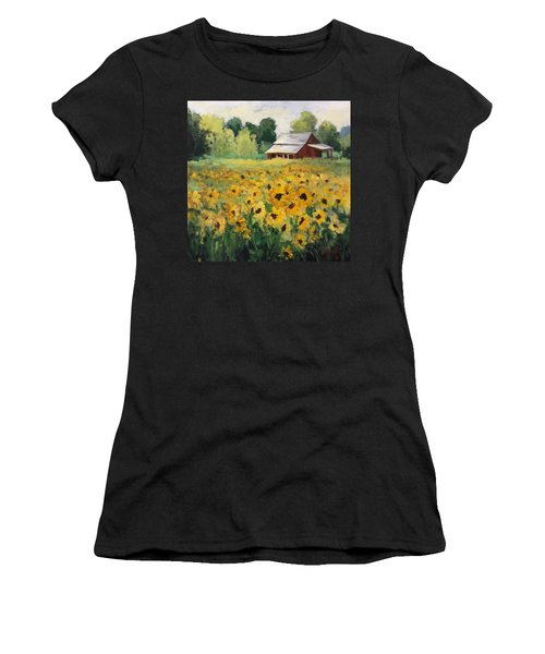 Fun In The Sun Women's T-Shirt (Athletic Fit)