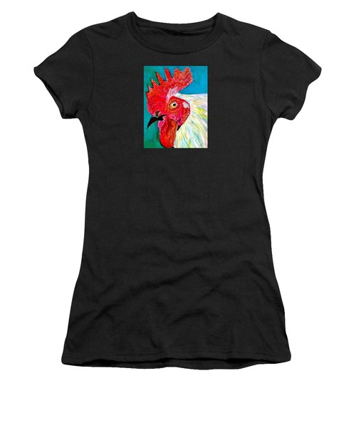 Funky Rooster Women's T-Shirt