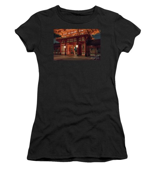 Fushimi Inari Taisha, Kyoto Japan Women's T-Shirt (Athletic Fit)