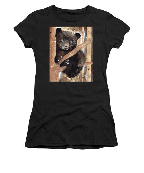 Fuzzy Wuzzy Women's T-Shirt