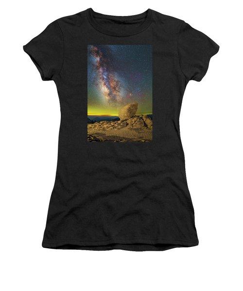 Galactic Erratic Women's T-Shirt