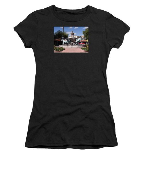 Horses With Vitality And Charm Women's T-Shirt