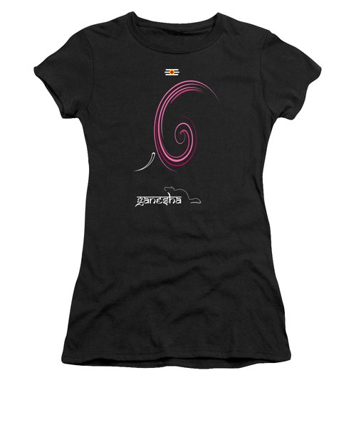 Ganesha Design Women's T-Shirt