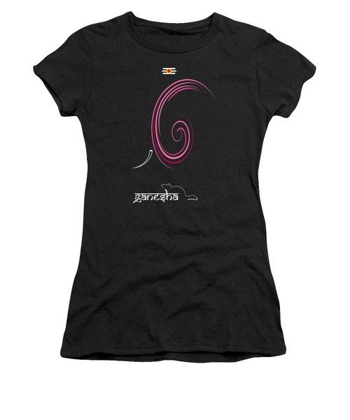 Ganesha Design Women's T-Shirt