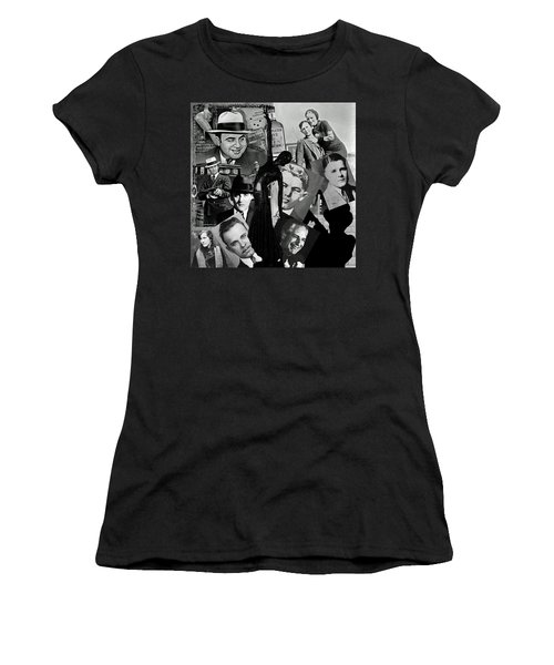 Gangland Women's T-Shirt (Junior Cut) by Ellen Henneke