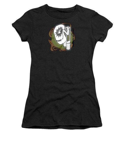 Ganix Women's T-Shirt (Athletic Fit)