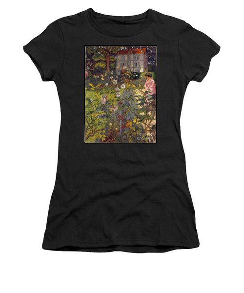 Garden At Vaucresson Women's T-Shirt