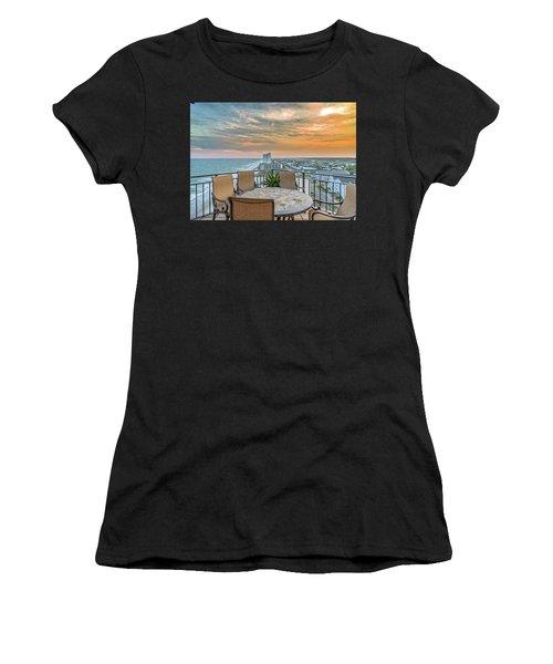 Garden City Beach View Women's T-Shirt
