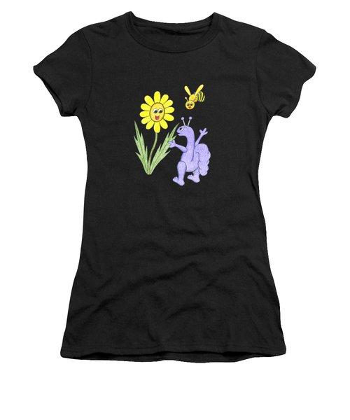 Garden Friends Women's T-Shirt
