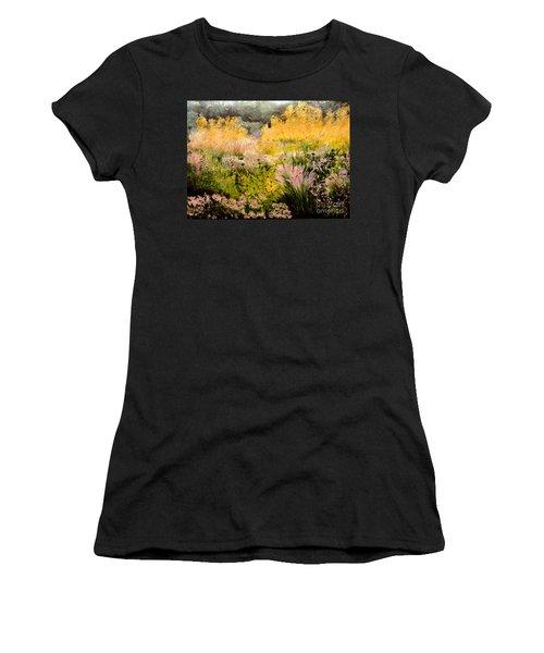 Garden In Northern Light Women's T-Shirt