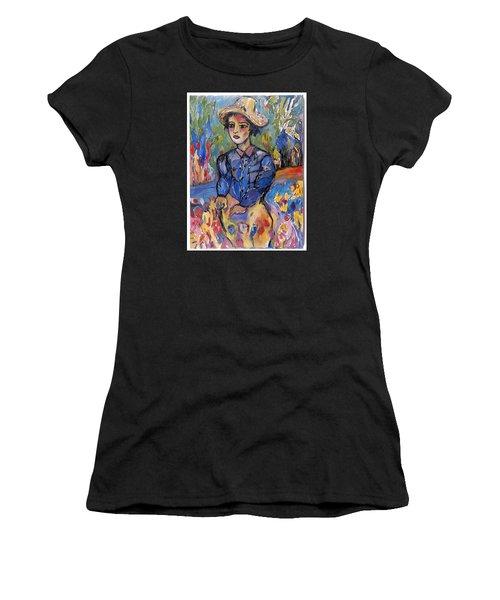 garden moment II Women's T-Shirt