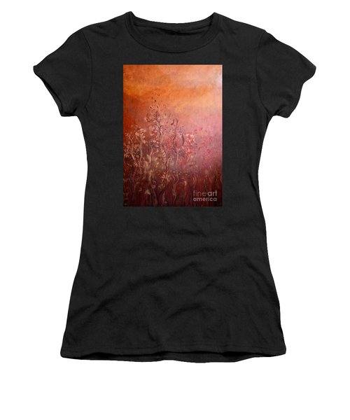 Garden Of The Sacred Fire Artbox Project 1 Basel Women's T-Shirt