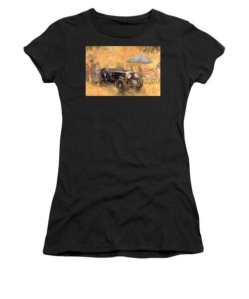 Garden Party With The Bentley Women's T-Shirt
