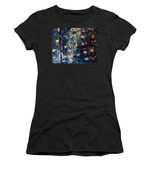 The Garden Story Women's T-Shirt (Athletic Fit)