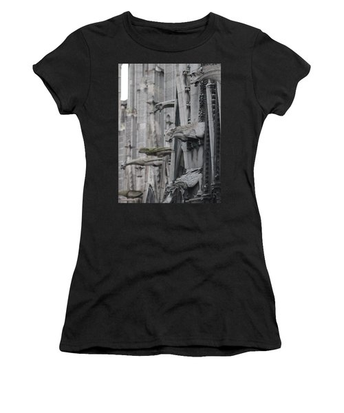 Gargoyles North Notre Dame Women's T-Shirt