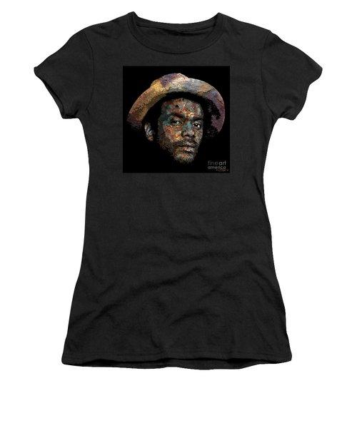 Gary Clark, Jr. No. 2 Women's T-Shirt