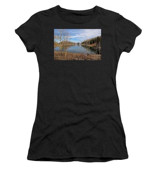 Gates Lake Women's T-Shirt