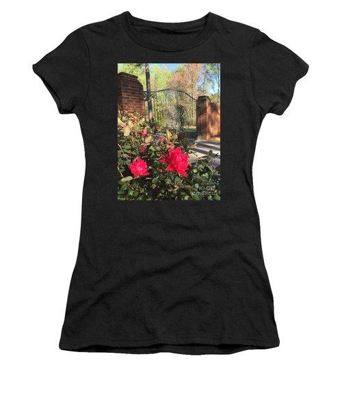 Gates Of Heaven Women's T-Shirt