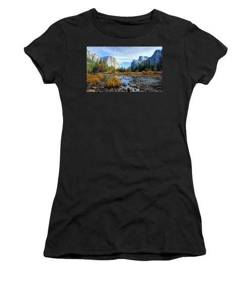 Gates Of The Valley Women's T-Shirt