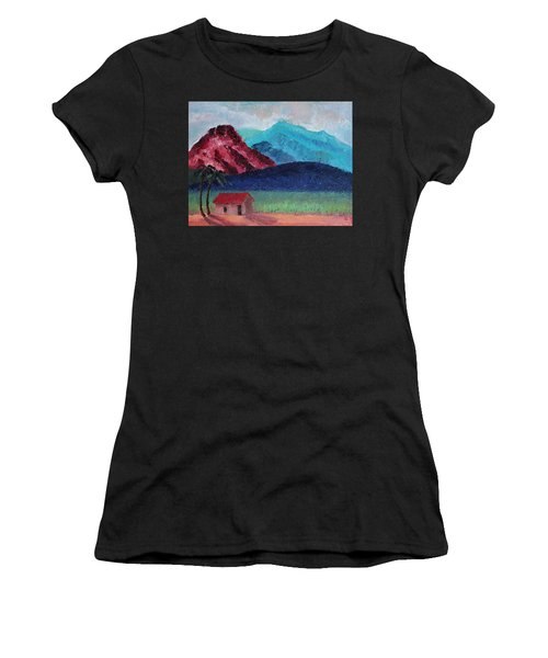 Gauguin Canigou Women's T-Shirt